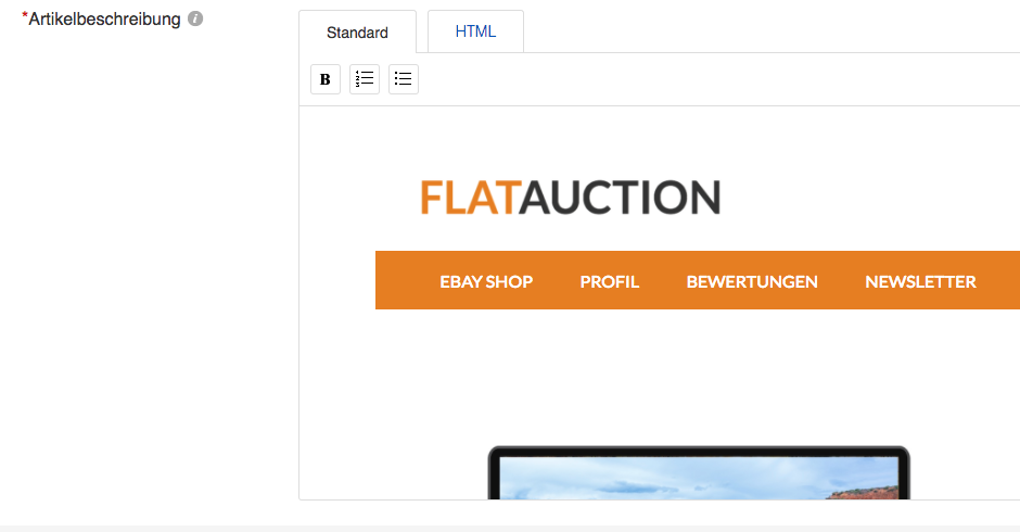 Ebay Template Was Ist Das Pixelsafari E Commerce Blog