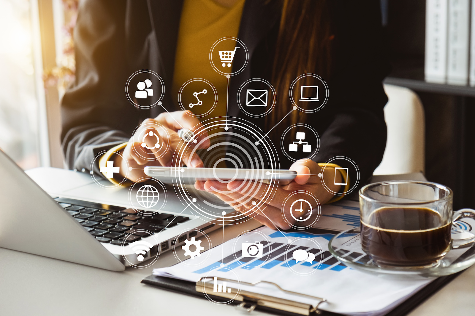 Die Digitalisierung im Mittelstand ist für viele eine große Herausforderung. Wir helfen Ihnen Anlaufstellen zu dem Thema zu finden.